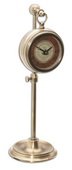 4in Designer Pocket Watch Table Clock - LUT1322