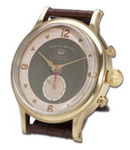 3.25in Designer Wristwatch Table Clock - LUT1296