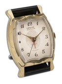 3.25in Designer Wristwatch Table Clock - LUT1306
