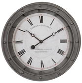 24.5in Designer Wall Clock - LUT6384