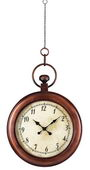 Antique Reproduction Hanging Wall Clock - MEK2074