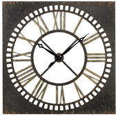 36in Large Metal Wall Clock - MEK2092