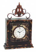 Finial Mantel Clock - MEK2138