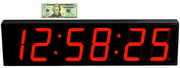 Super Large 7In Led Count Down&Up - Interval Timer&Stopwatch Remote Control Clock - NBG6310