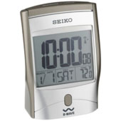 Seiko Railroad Advanced Technology Atomic Alarm Clock - GSK4180