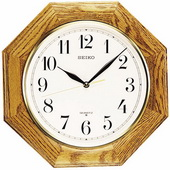 Seiko Montauk Quartz Wall Clock No Chimes - GSK4222