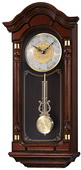 Seiko Deluxe Beaumont Chiming Oak Pendulum Traditional Wall Clock - GSK4424