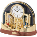 Seiko Matthew Melodies in Motion Mantel Clock Quartz 12 Melodies - GSK4726