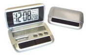 Deveraux E. Pre-Set Solar Travel Alarm - RCA5042