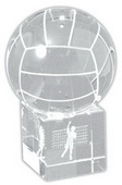 Norfolk Volleyball Net & Player - RCA5596