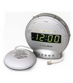 WTD1225 Alarm clock with phone Sig &Vib