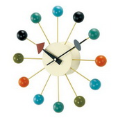 13in Ball Clock - SKH3188
