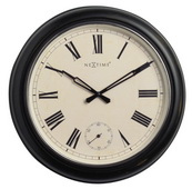 SNX Cesar 14.6in Wall Clock - SNX5287