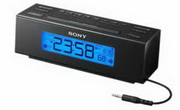 WTD1260 Clock Radio with Nature Sounds