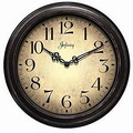 Suffolk 12in Wall Clock - TFT5515