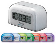 WTD1315 Color Changing Alarm Clock
