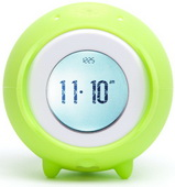 Tocky Kiwi MP3 Voice Recording Alarm Clock by Nanda Home - UBC6308
