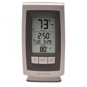 Aberdeen Wireless Weather Station Auto Set Clock with Wireless Sensor - UCN5098