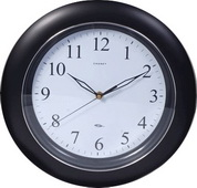 Norfolk Set & Forget 14in Wall Clock Quartz - UCN5443