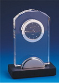 BLSN Crystal Tablet Clock - YBS5323