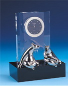 BLSN Crystal Clock - YBS5143