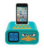 Perry Alarm Clock/iPod Dock - WTD1428
