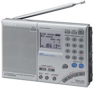 Sony Multi-Band World Receiver Radio - WTD2086