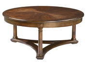 Hekman  Round Coffee Table - CHK1023