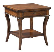 Hekman Square End Table - CHK1026