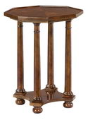 Hekman Pillar End Table - CHK1029