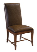 Hekman Uph. Dining Chair-side - CHK3763