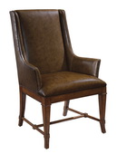 Hekman Uph. Dining Chair-arm - CHK3766