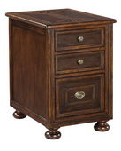 Hekman Villa Valencia Storage End Table - CHK1275