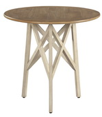 Hekman Primitive Lamp Table - CHK3337