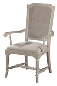 Hekman Cane Arm Chair - CHK3343