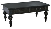 Hekman Rect Coffee Table drawers
