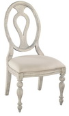 Hekman Oval Back Side Chair