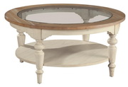 Hekman Round Coffee Table