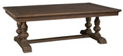 Hekman Trestle Coffee Table