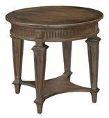 Hekman Round End Table