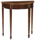 Hekman Copley Place Demilune Console Table - CHK1443