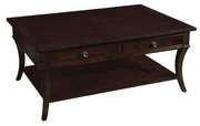 Hekman Rectangular Coffee Table - CHK3115