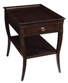 Hekman Lamp Table - CHK3121