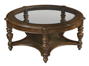 Hekman Round Coffee Table - CHK3181