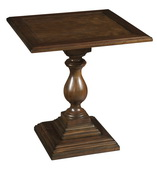 Hekman Square Pedestal Table - CHK3193