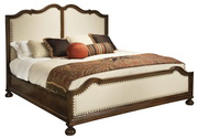Hekman Kg Upholstered Panel Bed - CHK3244