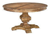Hekman Round Dining Table - CHK3286