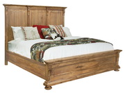 Hekman Wellington Hall Queen Panel Bed - CHK3316