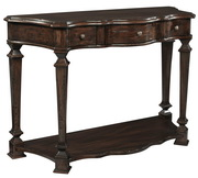 Hekman Olde English Console Table W 3 Drawers - CHK3385