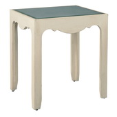 Hekman Shaped End Table - CHK3592